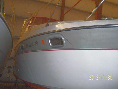 1993 Maxum 2700 SCR