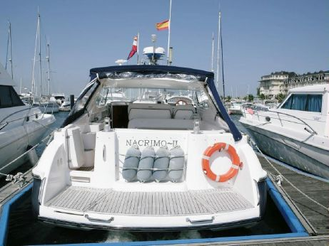 2001 Windy 37 Grand Mistral