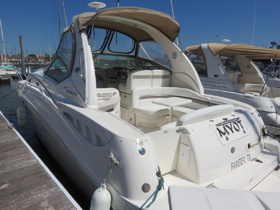 2003 Sea Ray 320 Sundancer Power Boat For Sale - www