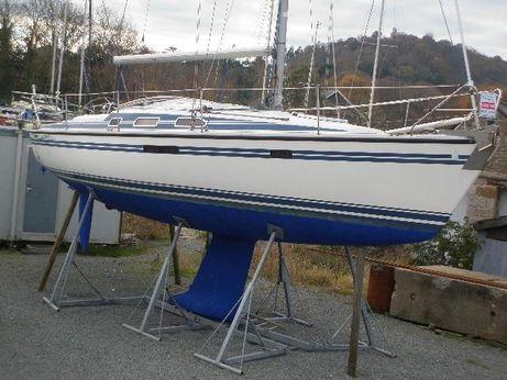 1994 Dehler 35 cws