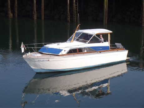 1973 Chris Craft 28
