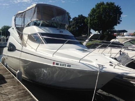 2003 Silverton 330 Sport Bridge