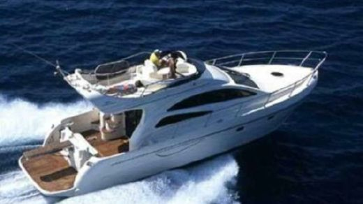 2002 Intermare 42 Fly
