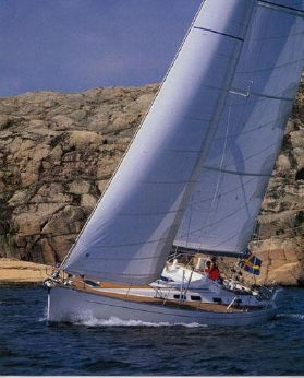 2007 Sweden Yachts 45