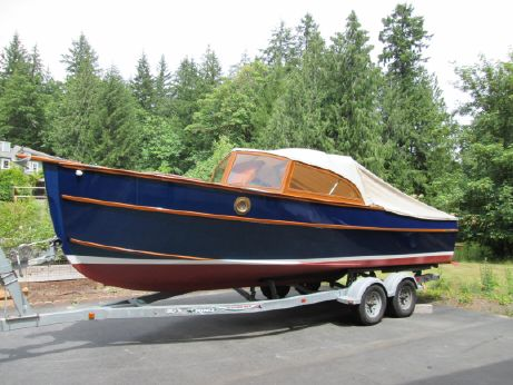 2004 Devlin Surf Runner 25