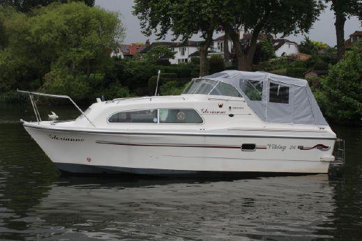 2002 Viking 24