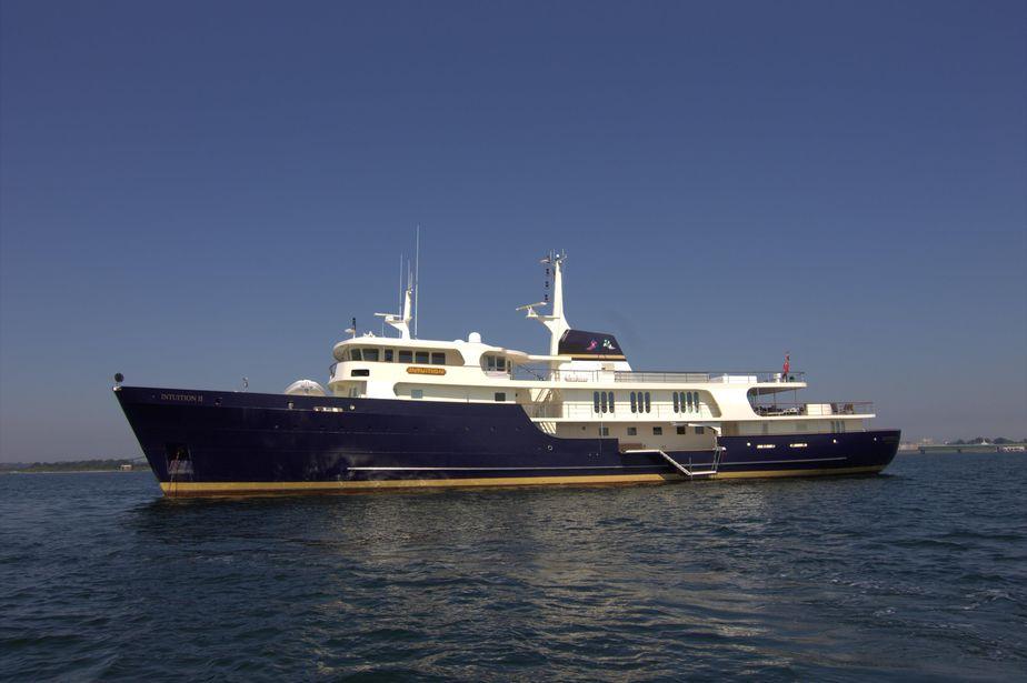 1972Amels Shipyard, B.V. Expedition Yacht