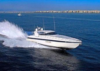 2003 Overmarine Mangusta 80