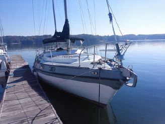 1976 Morgan Out Island 41