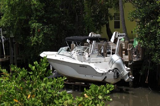 2008 Sea Fox 216DC Pro Series