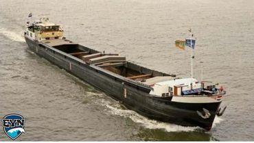 1964 Kempenaar Binnenvaart schip