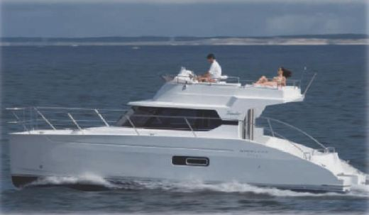 2007 Fountaine Pajot Highland 35