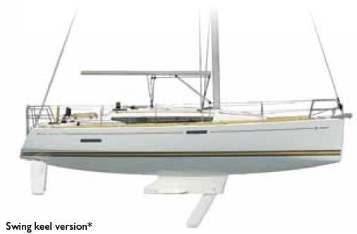 2011 Jeanneau 379 Sail Boat For Sale Www Yachtworld Com