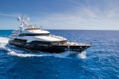 photo of 145' Benetti Vision