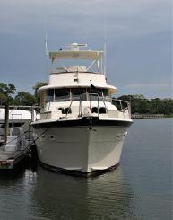 thumbnail photo 0: 1984 Hatteras 53 Extended Deckhouse Motor Yacht