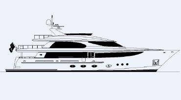 2014 West Bay Sonship Tri-Deck 128