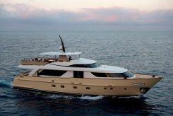 2009 San Lorenzo SD92 Motor Yacht