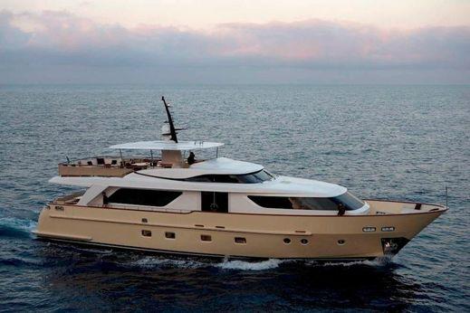 2009 Sanlorenzo SD92 Motor Yacht