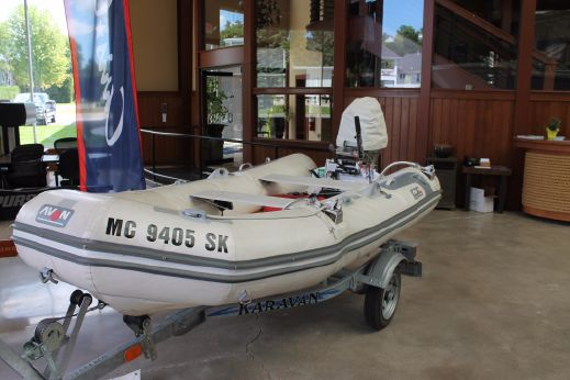2002 Avon 340 RIB