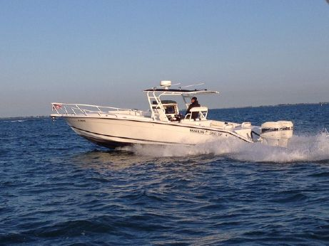 1995 Marlin 350 SF (Center Console)