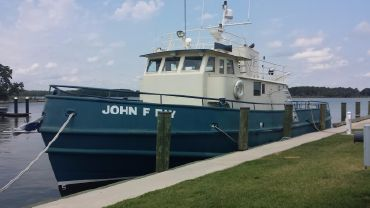 1962 Norfolk Shipbuilding Custom Dive/Yard/Tug Boat