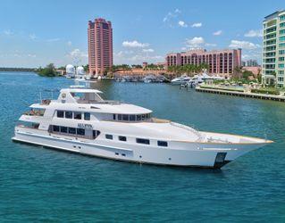 142' Trinity Yachts 2010