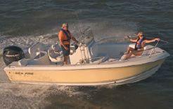 2006 Sea Pro 196 Center Console