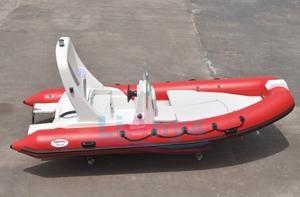 2009 Lianya Rib boat HYP520