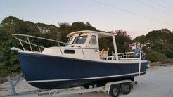 2015 Eastern Boats 22 Sisu Hardtop