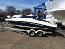 2008 Sea Ray 210 Select with Trailer