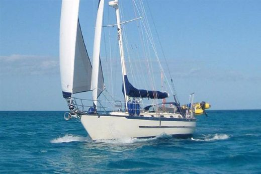 2000 Pacific Seacraft 40