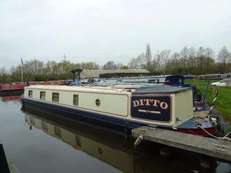 2004 Liverpool Boats Narrowboat