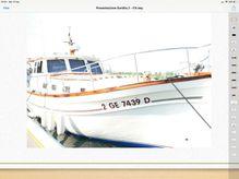2003 Menorquin 160