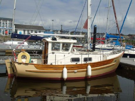 1991 Northshore Fisher 25 Sloop