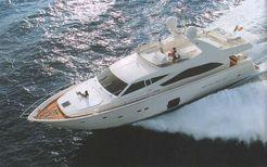2007 Ferretti 830