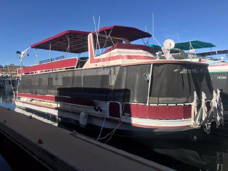 1985 Skipperliner Houseboat