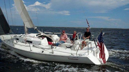 2002 J Boat 105