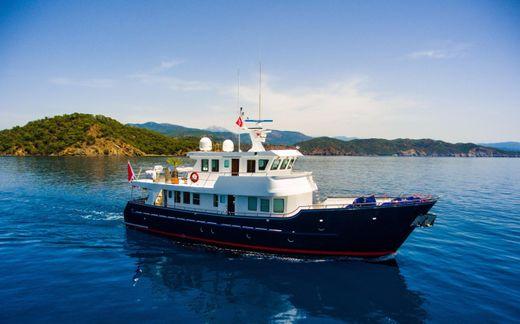 2002 Cape Horn Trawler