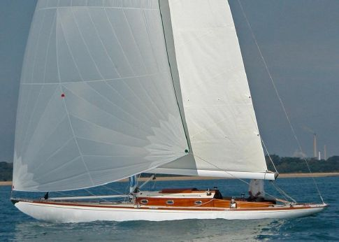 1937 Abeking And Rasmussen Windfall 30 sq m Sloop