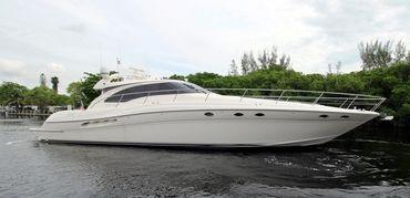 2004 Sea Ray 680 SS