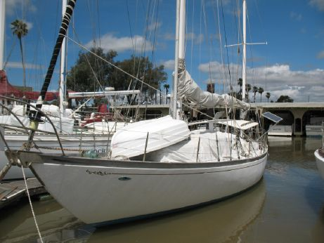 1971 Cheoy Lee Offshore 40 Yawl