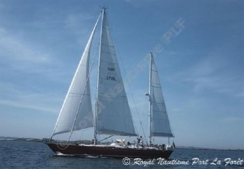 1989 German Frers mystic 60