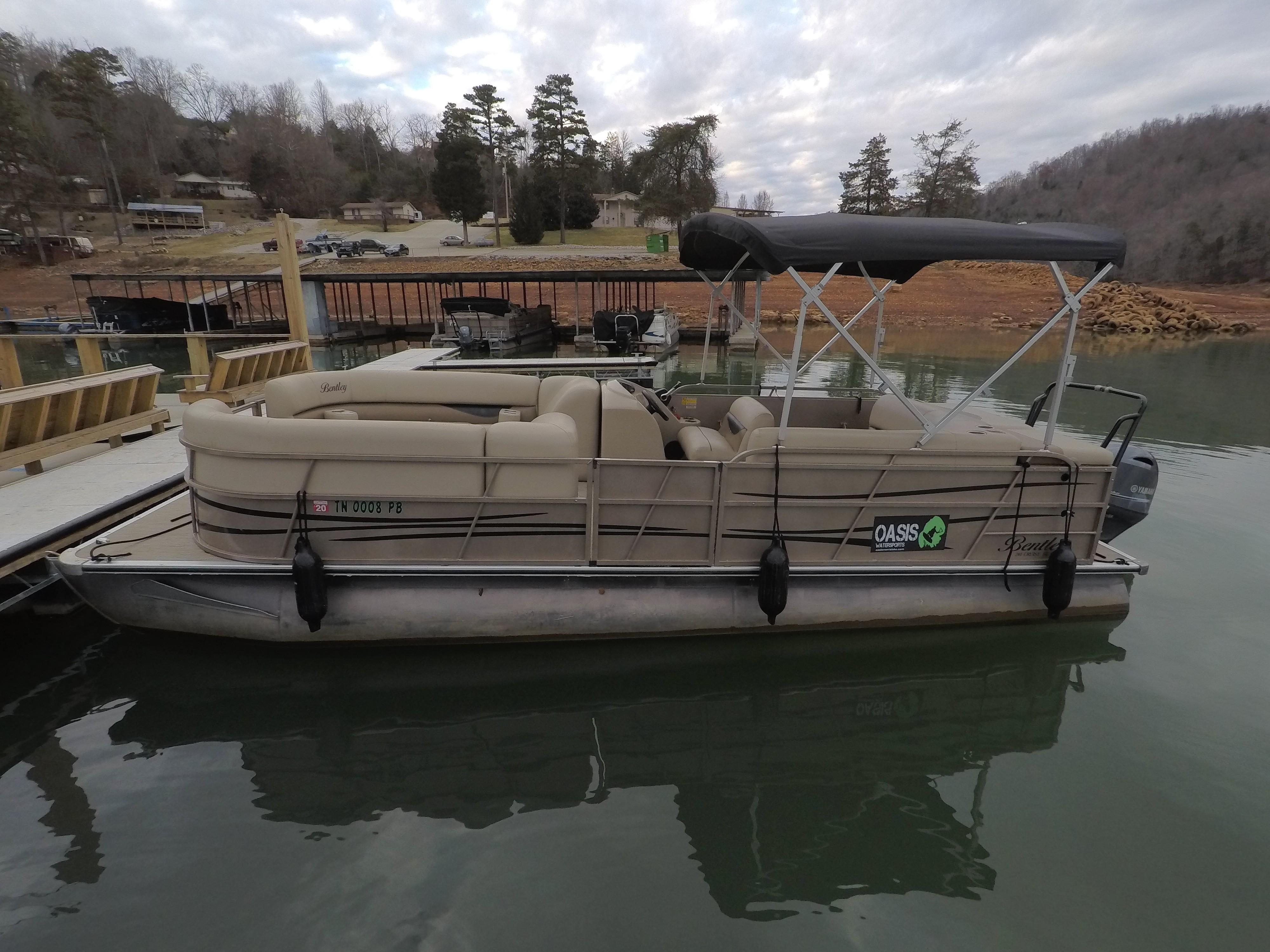 2017 Bentley Pontoons 240 Cruise Power Boat For Sale Www