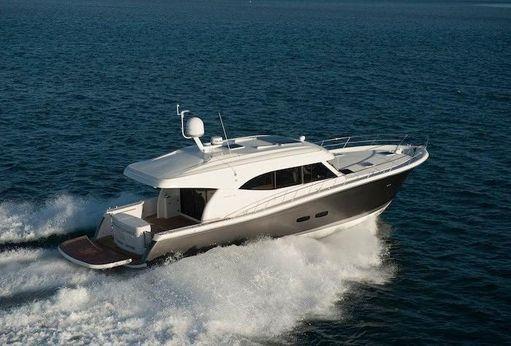 2016 Maritimo Yachts S 50
