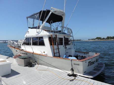 1979 Bluefin FlyBridge