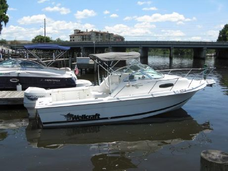 2000 Wellcraft 22 Walkaround