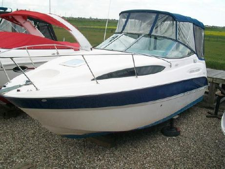 2007 Bayliner 245 Cruiser