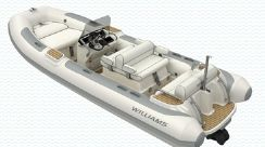 2020 Williams Jet Tenders Dieseljet 505