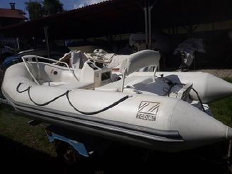 2000 Zodiac Yachtline 2 Deluxe 380