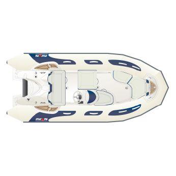 2017 Avon Seasport 440 Deluxe